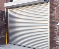 Shutter doors often appear problems are