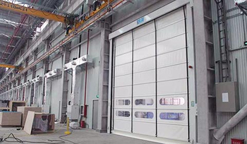 DaYu Package Company Stacking Rapid Door