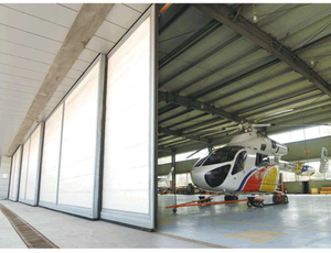 Sliding Hangar Door