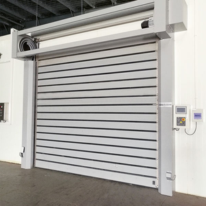 Alluminum Rapid Door